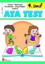 4. Sınıf Ata Test (Çek Kopar) Ata Yayıncılık