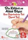 6. Sınıf Din Kültürü ve Ahlak Bilgisi Yaprak Testi Ata Yayıncılık