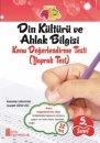 5. Sınıf Din Kültürü ve Ahlak Bilgisi Yaprak Testi Ata Yayıncılık
