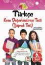 6. Sınıf Türkçe Yaprak Test Ata Yayıncılık