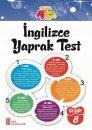 8. Sınıf TEOG  İngilizce Yaprak Test Ata Yayıncılık