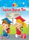 2. Sınıf İngilizce Yaprak Test Ata Yayıncılık