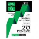 2018 KPSS Eğitim Bilimleri Program Geliştirme, Sınıf Yönetimi, Öğretim Teknolojileri ve Materyal Tasarımı Tamamı Çözümlü 20 D