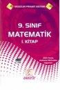 Karekök  Yayınları 9. Sınıf Matematik 1. Kitap