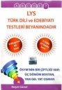 Karekök Yayınları LYS Türk Dili ve Edebiyatı Tesleri Beyanındadır