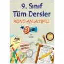 Kapadokya Yayınları 9.Sınıf Tüm Dersler Konu Anlatımlı Kitap