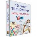 10.Sınıf Tüm Dersler Konu Anlatımlı Kitap Kapadokya Yayınları