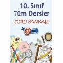 Kapadokya Yayınları 10. Sınıf Tüm Dersler Soru Bankası