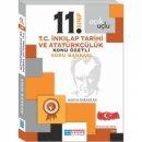 Evrensel İletişim Yayınları 11. Sınıf T.C. İnkılap Tarihi ve Atatürkçülük Konu Özetli Soru Bankası