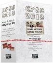 Yediiklim Yayınları 2018 KPSS Genel Kültür Genel Yetenek Konu Anlatımlı Modüler Set 5 Kitap