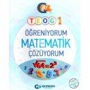 Gezegen Yayıncılık 8. Sınıf TEOG 1 Öğreniyorum Matematik Çözüyorum