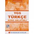 YGS Türkçe Konu Anlatımlı Kitap Fen Bilimleri Yayınları