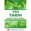 YGS Tarih Konu Anlatımlı Kitap Fen Bilimleri Yayınları