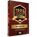 8. Sınıf TEOG Matematik Soru Bankası Robert Yayınları
