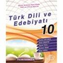 10. Sınıf Türk Dili ve Edebiyatı Konu Anlatımlı Palme Yayınları