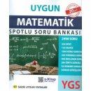 YGS Matematik Spotlu Soru Bankası Sadık Uygun Yayınları