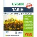 YGS Tarih Spotlu Soru Bankası Sadık Uygun Yayınları