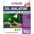 YGS Dil Anlatım Spotlu Soru Bankası Sadık Uygun Yayınları