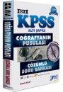 2018 KPSS Coğrafya'nın Pusulası Çözümlü Soru Bankası Altı Şapka Yayınları