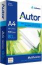 Autor A4 Fotokopi Kağıdı 1 Paket 80 gr 500 sayfa