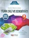 9. Sınıf Türk Dili ve Edebiyatı Konu Anlatımlı Nitelik Yayınları