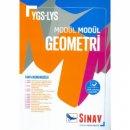 YGS LYS Modül Modül Geometri Konu Anlatımlı Kitap Sınav Yayınları