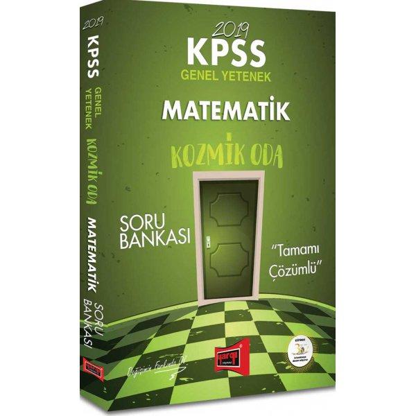 2019 KPSS Kozmik Oda Matematik Tamamı Çözümlü Soru Bankası Yargı Yayınları