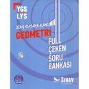 YGS LYS Geometri Full Çeken Soru Bankası Sınav Yayınları