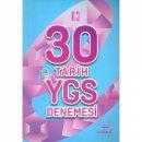 Endemik Yayınları YGS Tarih 30 Deneme
