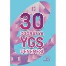 Endemik Yayınları YGS Coğrafya 30 Deneme
