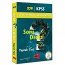 2018 KPSS Genel Yetenek Genel Kültür Soru Denizi Çek Kopartlı Yaprak Test Yargı Yayınları
