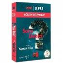 2018 KPSS Eğitim Bilimleri Soru Denizi Çek Kopartlı Yaprak Test Yargı Yayınları