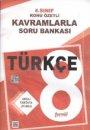 Formül 8. Sınıf Türkçe Konu Özetli Kavramlarla Soru Bankası