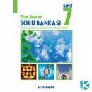 7. Sınıf Tüm Dersler Soru Bankası Tudem Yayınları