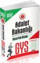 GYS Adalet Bakanlığı Hazırlık Kitabı Data  Yayınları