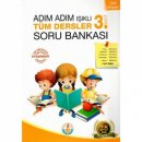 Bilal Işıklı Yayınları 3. Sınıf Tüm Dersler Adım Adım Soru Bankası
