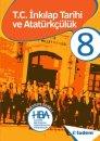 Tudem Yayınları 8. Sınıf T.C. İnkılap Tarihi ve Atatürkçülük Kazanım Odaklı Hepsi 1 Arada