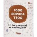 Fides Yayınları 1000 Soruda TEOG T.C. İnkılap Tarihi ve Atatürkçülük