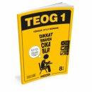 8. Sınıf TEOG 1 Türkçe 10 Deneme Hız Yayınları