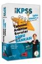 2018 KPSS Eğitim Bilimleri Tahmini Anahtar Sorular Tamamı Çözümlü Soru Bankası Yargı Yayınları