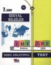 7. Sınıf Sosyal Bilgiler Konu Anlatımlı Test Açı Yayınları