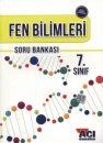 7.Sınıf Fen Bilimleri Soru Bankası Açı Yayınları