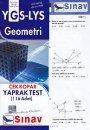 Sınav YGS LYS Geometri Çek Kopar Yaprak Test 116 Adet