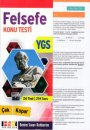 BSR YGS Felsefe Çek Kopar Konu Testi