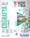 YGS Coğrafya 1.Fasikül Muba Yayınları