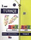 7. Sınıf Türkçe Konu Anlatımlı Test Açı Yayınları