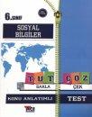 6. Sınıf Sosyal Bilgiler Konu Anlatımlı Test Açı Yayınları