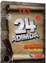 YKS 2. Oturum Edebiyat 24 Adımda Özel Konu Anlatımlı Soru Bankası Sınav Dergisi Yayınları