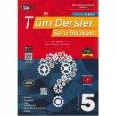 5. Sınıf Tüm Dersler Soru Bankası SBM Soru Bankası Merkezi Yayınları
