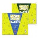 MORE & MORE STARTER: DINO & NINO Okul Öncesi İngilizce Kitabı (2'li Set)